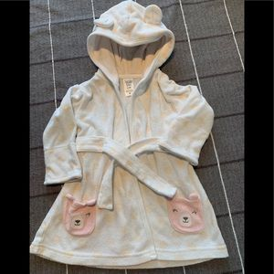 Carter's Baby Bear Robe
